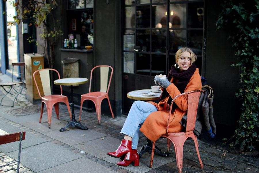hanna_stefansson_vesterbro_orange_coat_josephine_granola_hotel_central_9