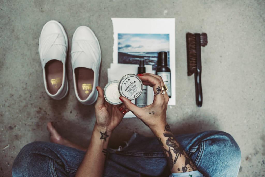 Så här tar du hand om dina skor – Krickelins